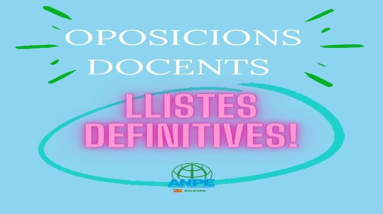 oposicions-docents